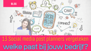 review 13 social media planners
