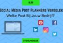 social media planners vergeleken