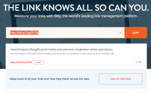 bitly linkverkorter2