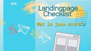 image landingspagina checklist