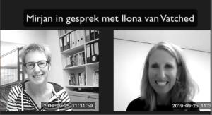 schermafbeelding interview Ilona