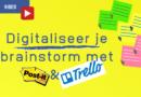 Digitaliseer je brainstorm met Trello