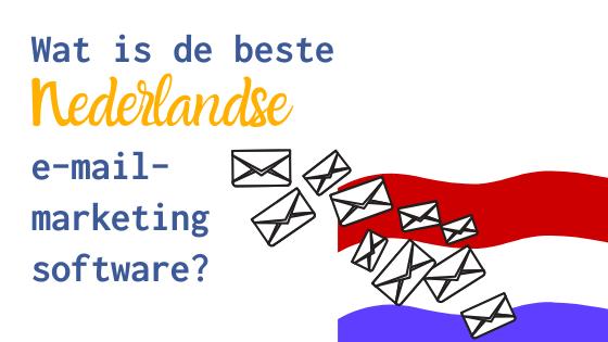 image blog beste nederlandse emailmarketingtools