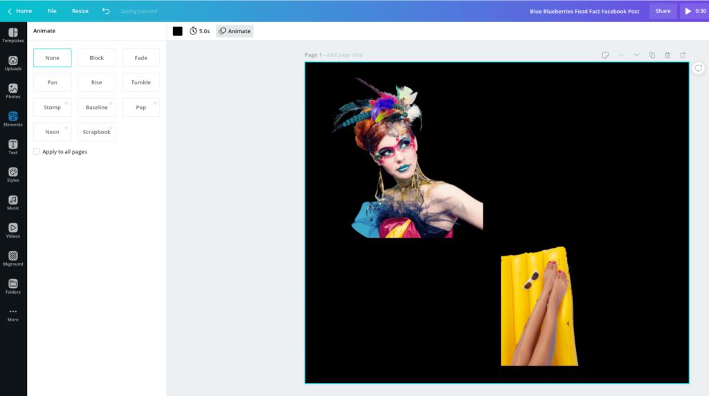 Canva pro background remover 3