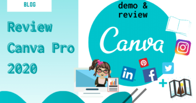 blog Canva PRO review 2020 NL