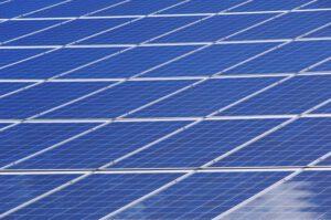 groene energie zonnepanelen
