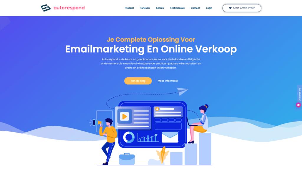 Autorespond e-mailmarketingsoftware