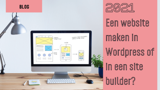 website maken wordpress sitebuilder