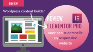 blog elementor pro review